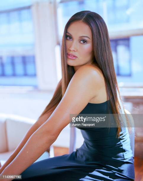 Actress Tia Carrere poses for a portrait in Los Angeles California