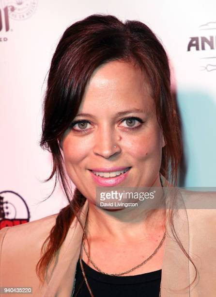 Actress Tiffani Fest attends the 6th Annual Rock Against MS benefit concert and award show at the Los Angeles Theatre on March 31 2018 in Los Angeles...