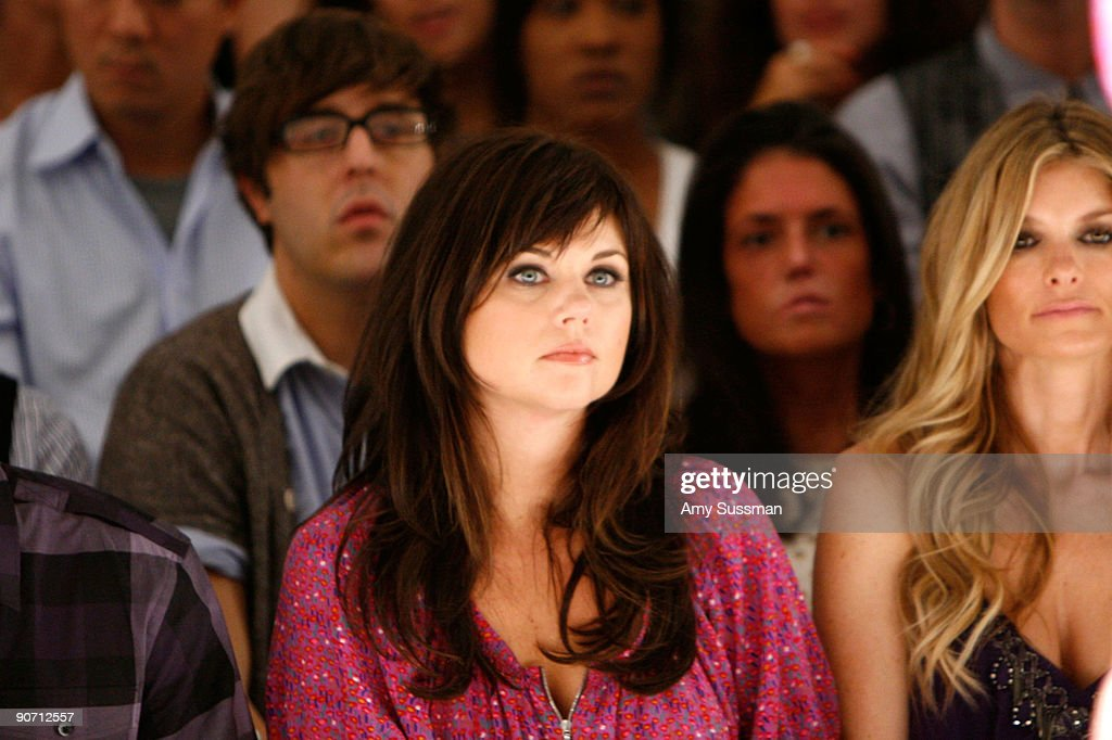 Rebecca Taylor - Front Row - Spring 2010 MBFW : News Photo