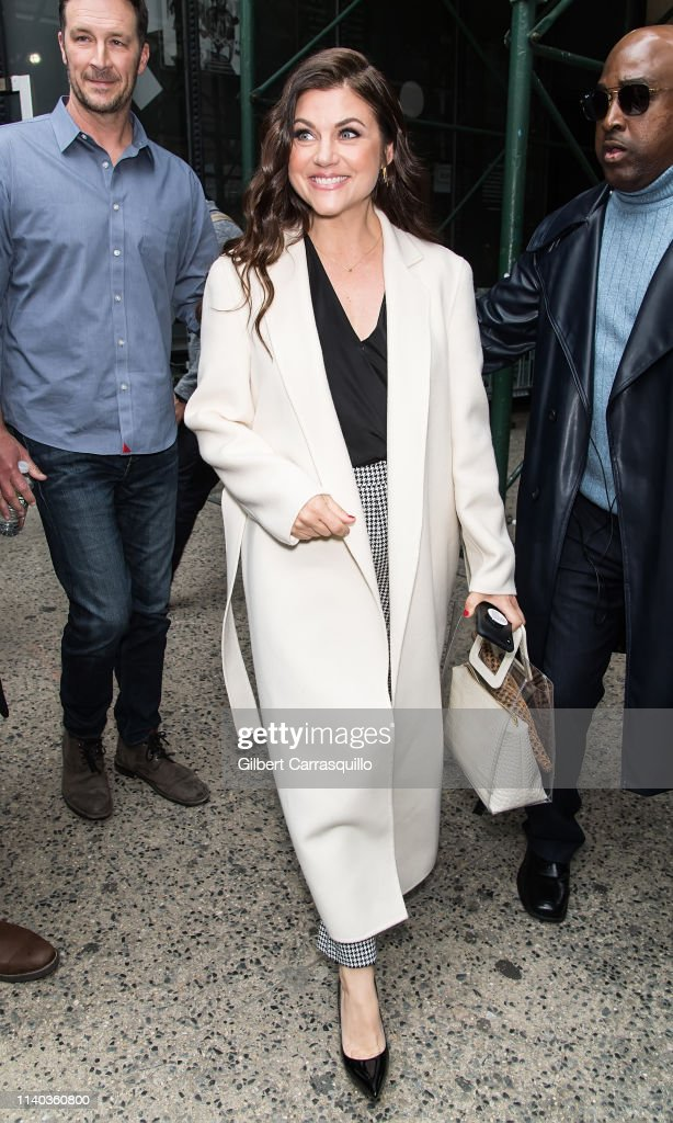 Celebrity Sightings In New York City - April 30, 2019 : News Photo