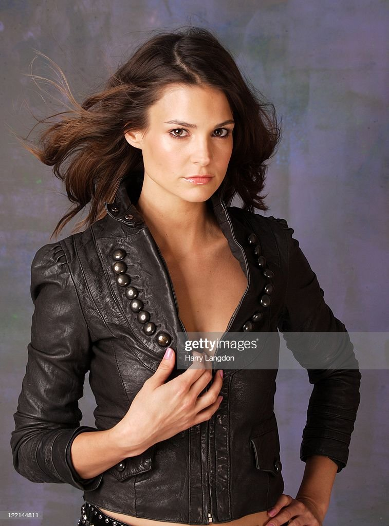 Actress Tiffany Brouwer poses for a portrait session in August 2011 in Los Angeles, California.