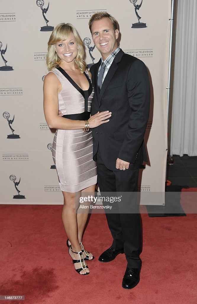 Academy Of Television Arts & Sciences' 39th Daytime Entertainment Emmy Awards - Nominees Reception