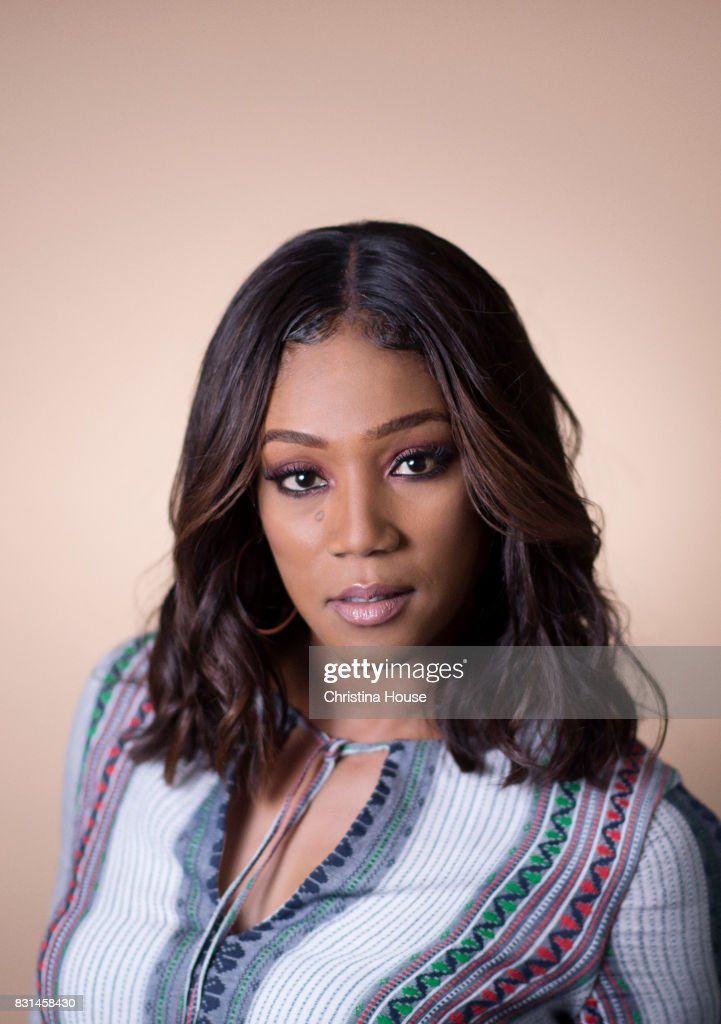 Tiffany Haddish, Los Angeles Times, August 4, 2017
