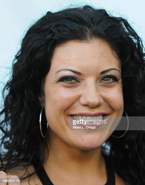 Actress Tiffany Shepis arrives for the Etheria Film Night 2015 held at American Cinematheque's Egyptian Theatre on June 13 2015 in Hollywood...