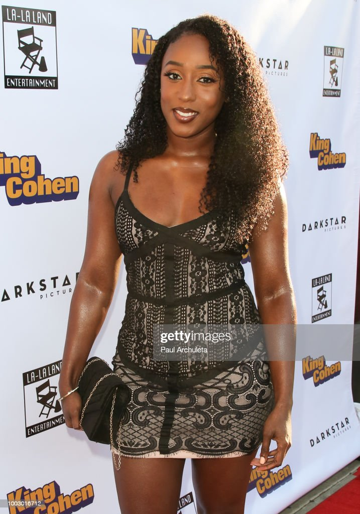 "Los Angeles Premiere Of Dark Star Pictures' ""King Cohen"""