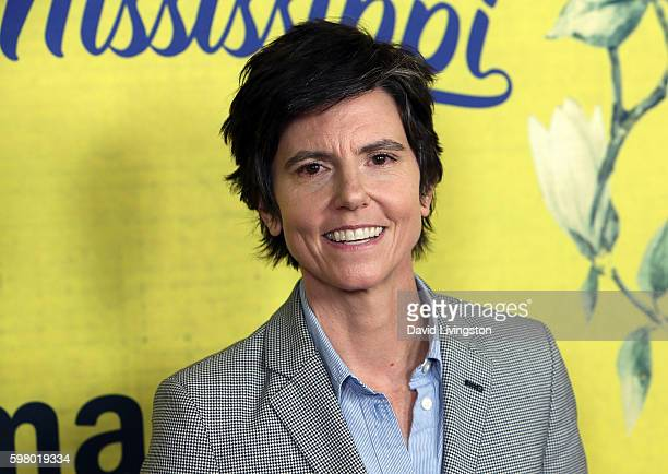 Actress Tig Notaro attends the premiere of Amazon Instant Video's One Mississippi at The London West Hollywood on August 30 2016 in West Hollywood...