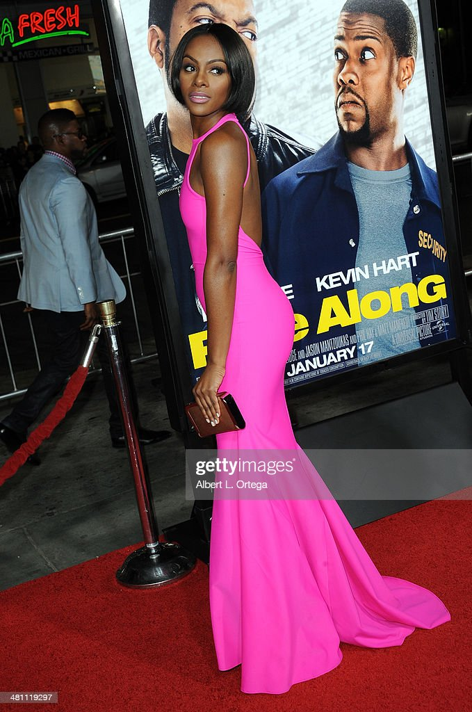 """Premiere Of Universal Pictures' """"Ride Along"""" - Arrivals : News Photo"""