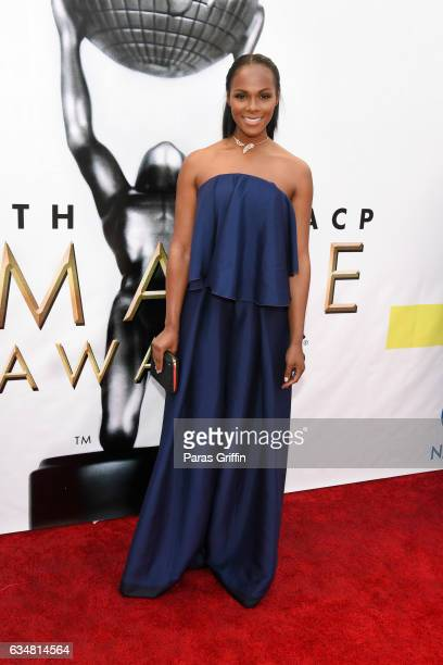 Actress Tika Sumpter attends the 48th NAACP Image Awards at Pasadena Civic Auditorium on February 11 2017 in Pasadena California