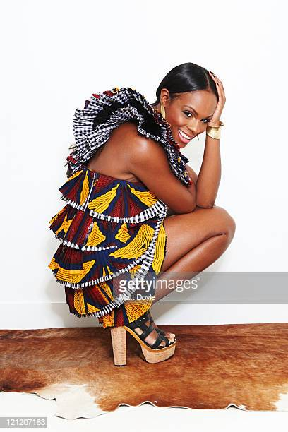 Actress Tika Sumpter photographed for the March 22 OK Magazine in New York City
