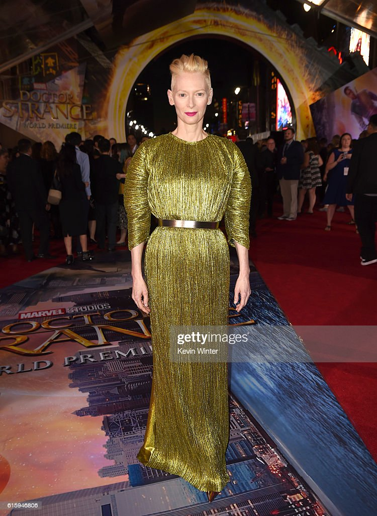"Premiere Of Disney And Marvel Studios' ""Doctor Strange"" - Red Carpet"