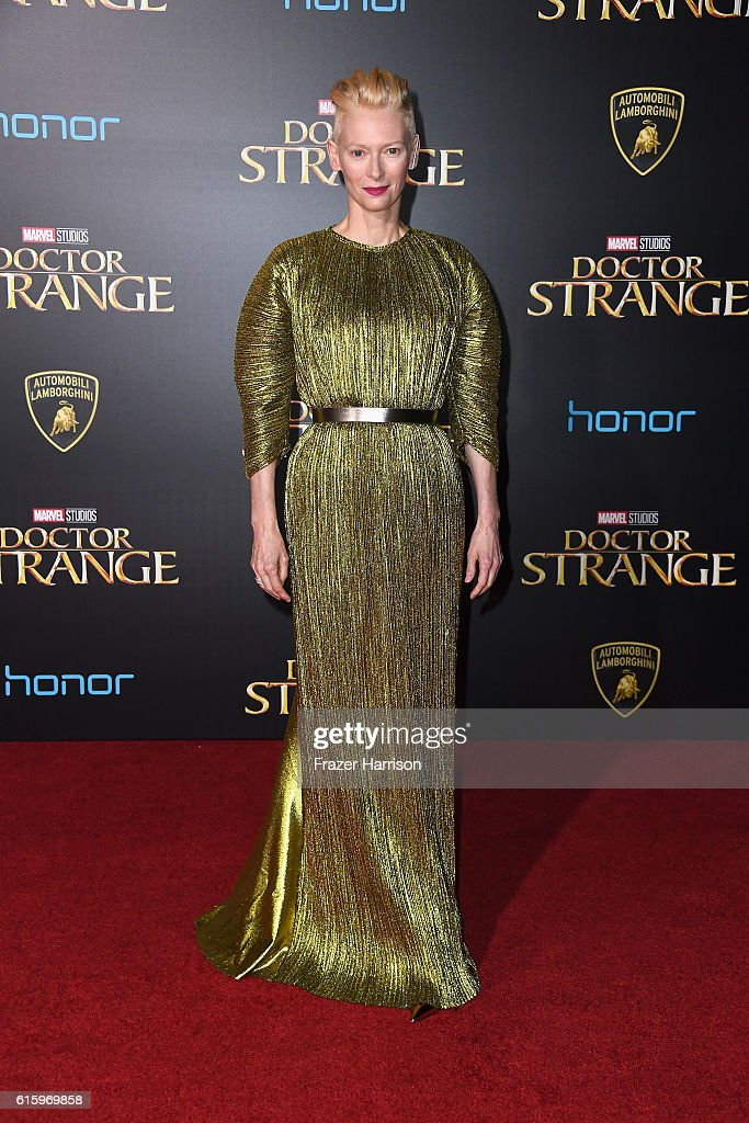 """Premiere Of Disney And Marvel Studios' """"Doctor Strange"""" - Arrivals"""