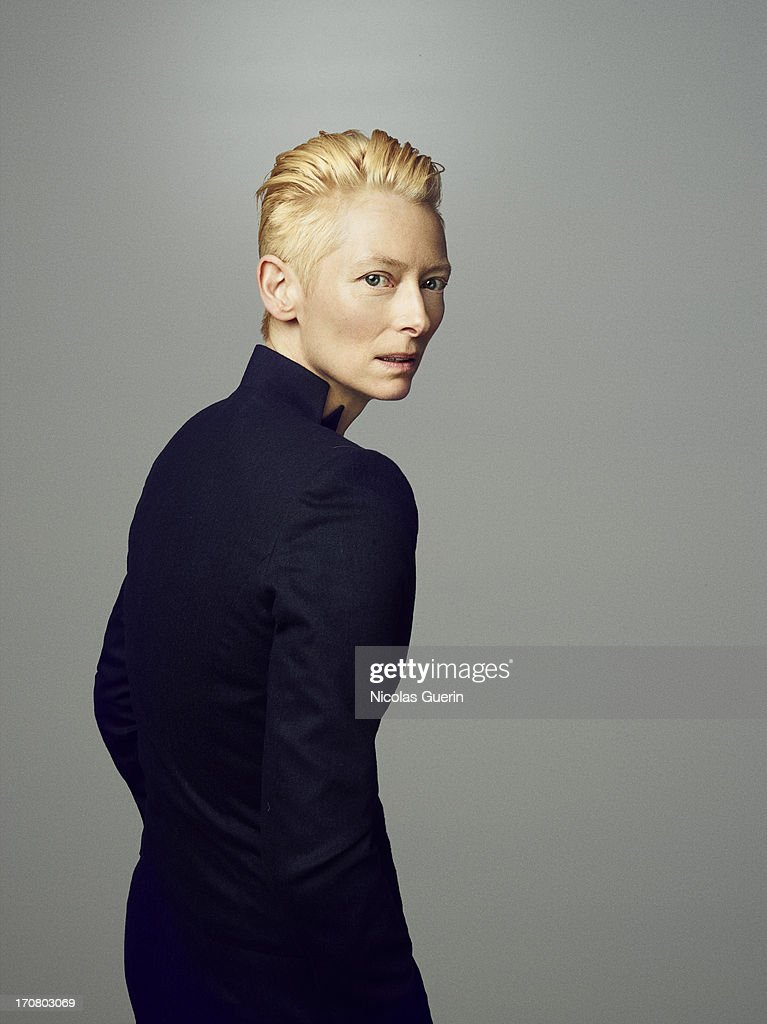 Tilda Swinton, Self Assignment, May 2013
