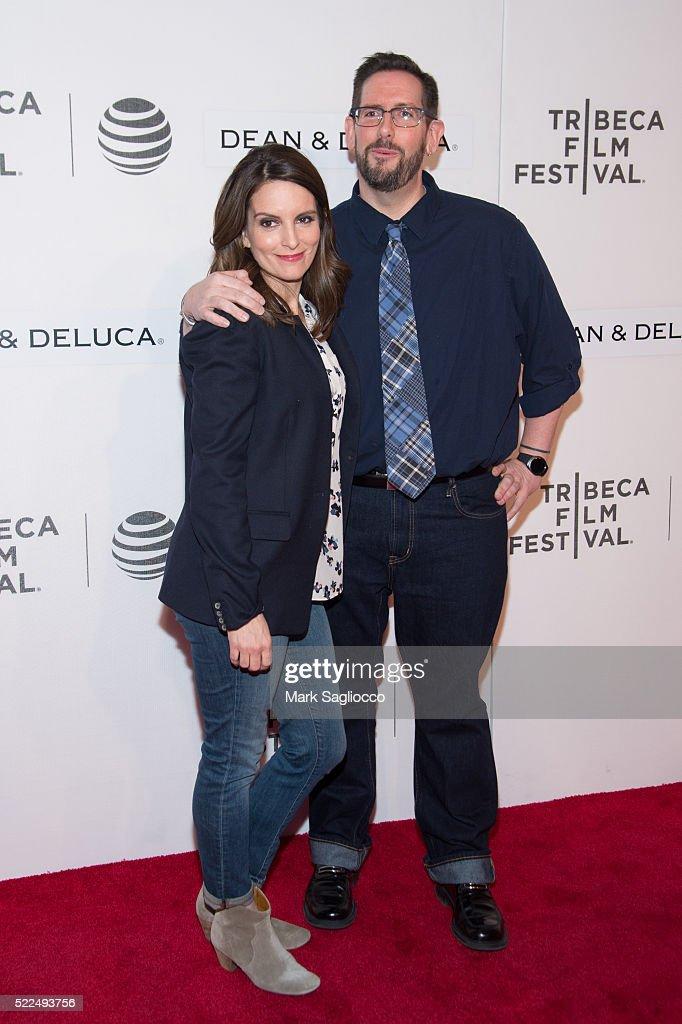 Tribeca Talks Storytellers: Tina Fey With Damian Holbrook - 2016 Tribeca Film Festival