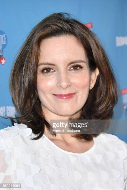 Actress Tina Fey attends the Broadwaycom Audience Choice Awards at 48 Lounge on May 24 2018 in New York City