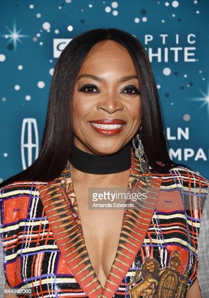 Actress Tina Lifford arrives at the Essence 10th Annual Black Women in Hollywood Awards Gala at the Beverly Wilshire Four Seasons Hotel on February...