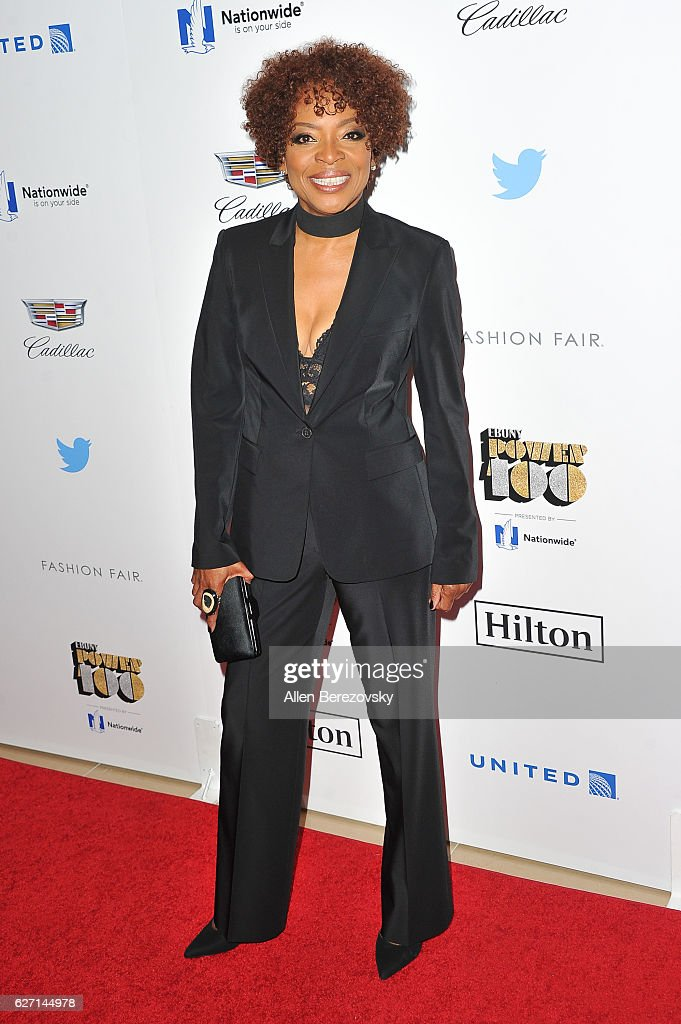 Actress Tina Lifford attends 2016 Ebony Power 100 Gala at The Beverly Hilton Hotel on December 1, 2016 in Beverly Hills, California.