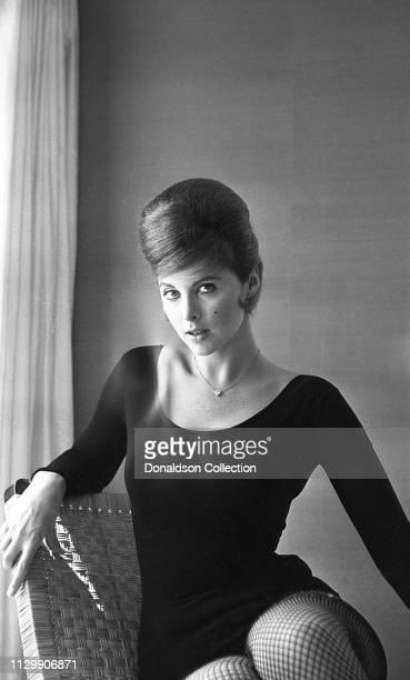 Actress Tina Louise portrait sesion in circa 1954
