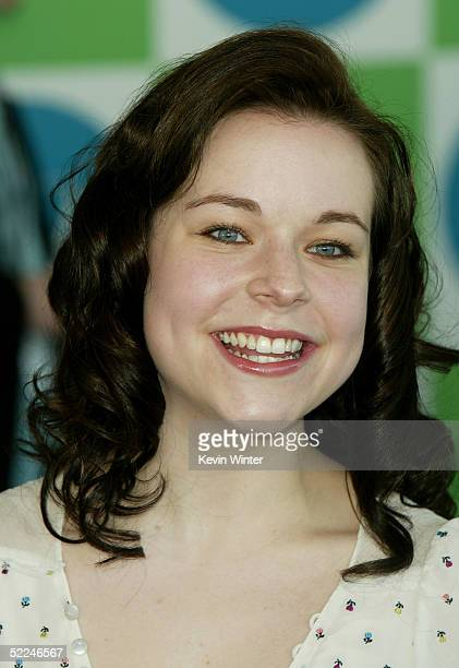 Actress Tina Majorino arrives at the 20th IFP Independent Spirit Awards in a tent on the beach on February 26 2005 in Santa Monica California