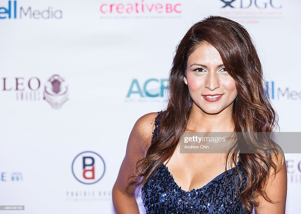 Actress Tinsel Korey attends the 2014 Leo Awards - Gala Awards Ceremony at Fairmont Hotel Vancouver on June 1, 2014 in Vancouver, Canada.