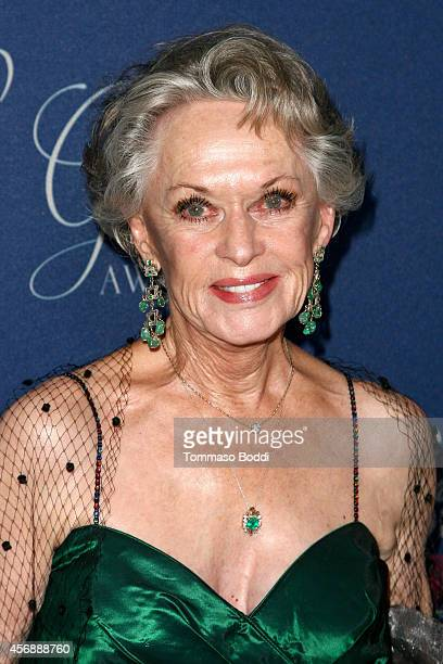 Actress Tippi Hedren attends the 2014 Princess Grace Awards Gala presented by Christian Dior Couture held at the Beverly Wilshire Four Seasons Hotel...