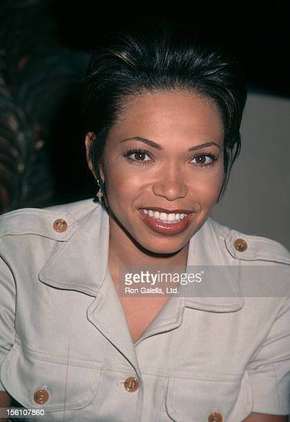 Actress Tisha Campbell attending 'USDA Convention' on July 10 1997 at Las Vegas Convention Center in Las Vegas Nevada