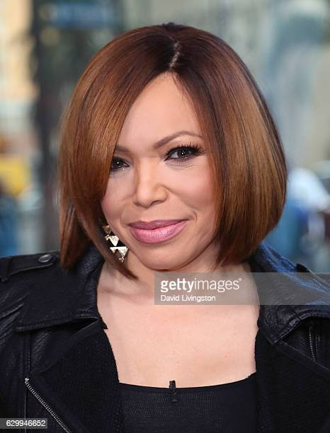 Actress Tisha CampbellMartin poses at Hollywood Today Live at W Hollywood on December 15 2016 in Hollywood California