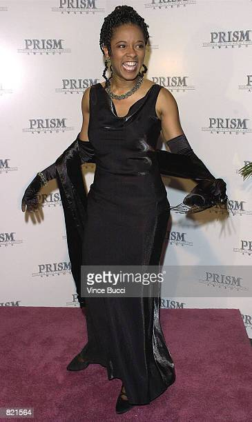Actress T''Keyah Crystal Keymah attends the 5th Annual Prism Awards presented by the Entertainment Industries Council which honored accurate...
