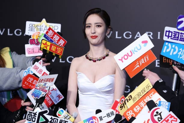 CHN: Bvlgari Commercial Event In Shanghai