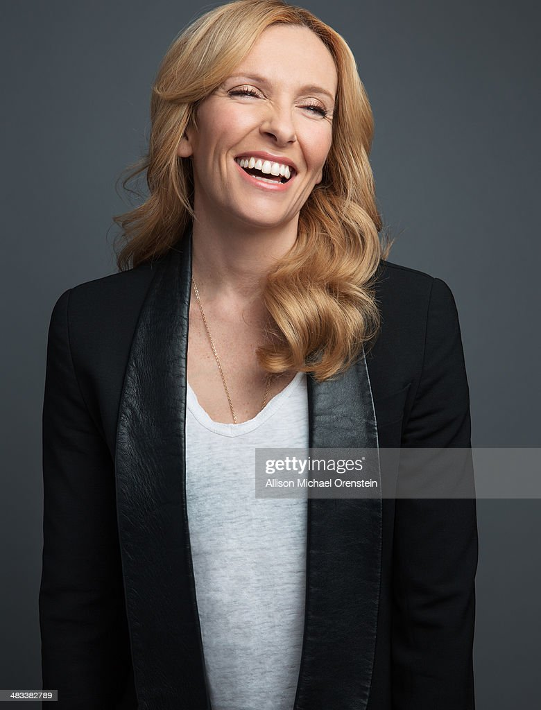Toni Collette, Wall Street Journal, March 27, 2014