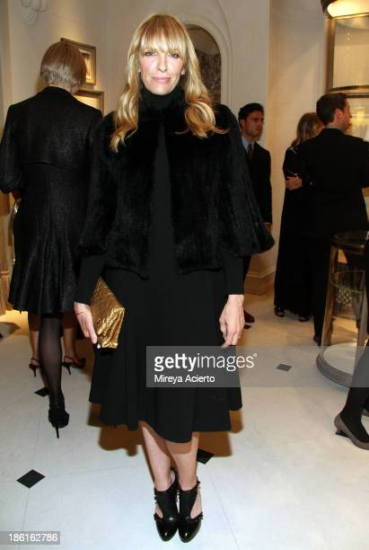 Actress Toni Collette attends Ralph Lauren Presents Exclusive Screening Of Hitchcock's To Catch A Thief Celebrating The Princess Grace Foundation at...