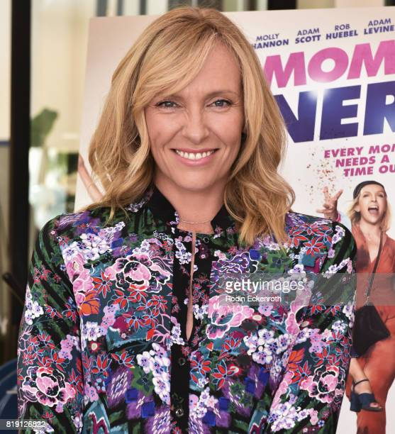 Actress Toni Collette attends the release party for 'Fun Mom Dinner' at Clare V on July 19 2017 in West Hollywood California