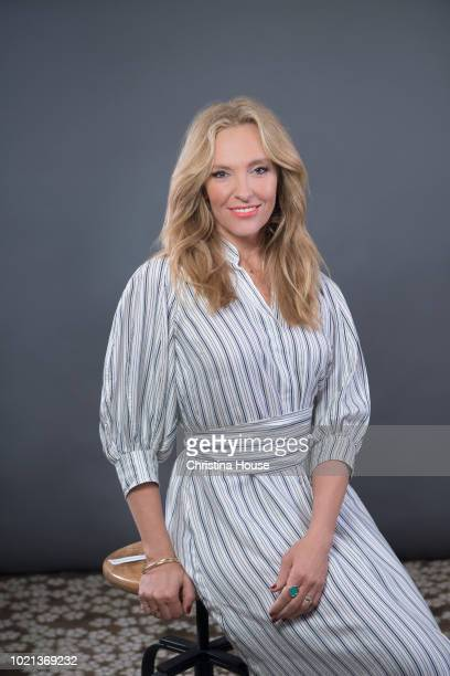 Actress Toni Collette is photographed for Los Angeles Times on May 21 2018 in Los Angeles California PUBLISHED IMAGE CREDIT MUST READ Christina...