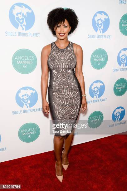 Actress Toni Duclottni attends the Single Mom's Awards at The Peninsula Beverly Hills on May 11 2017 in Beverly Hills California