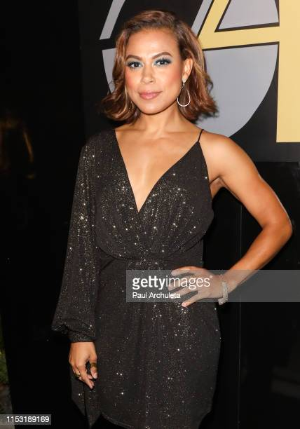Actress Toni Trucks attends the birthday celebration of Javicia Leslie on June 01 2019 in Los Angeles California
