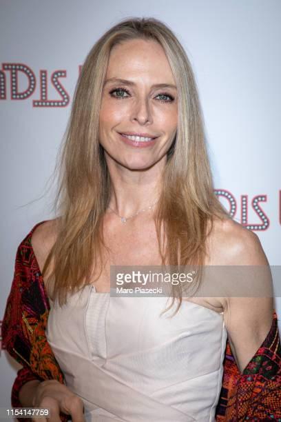 Actress Tonya Kinzinger attends the L'Oiseau Paradis show at Le Paradis Latin on June 06 2019 in Paris France