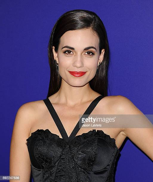 Actress Torrey DeVitto attends a benefit for onePULSE Foundation at NeueHouse Hollywood on August 19 2016 in Los Angeles California