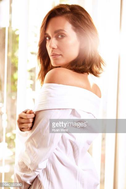 Actress Torrey Devitto is photographed for Obscurae Magazine on August 22 2017 in Los Angeles California