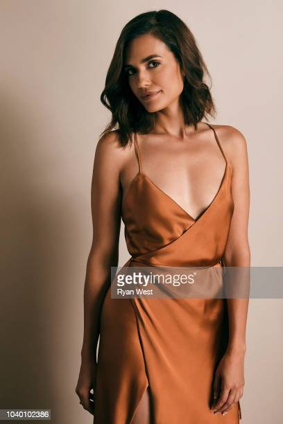 Actress Torrey Devitto is photographed for Obscurae Magazine on August 22 2017 in Los Angeles California PUBLISHED IMAGE