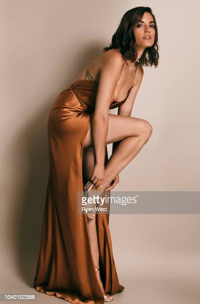 Actress Torrey Devitto is photographed for Obscurae Magazine on August 22, 2017 in Los Angeles, California. PUBLISHED IMAGE.
