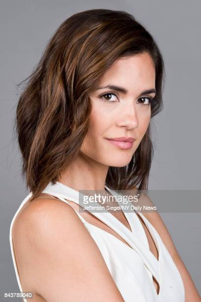 Actress Torrey Devitto photographed for NY Daily News on May 17 in New York City
