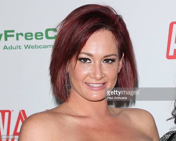 Actress Tory Lane attends the 2017 AVN Awards nomination party at Avalon on November 17 2016 in Hollywood California