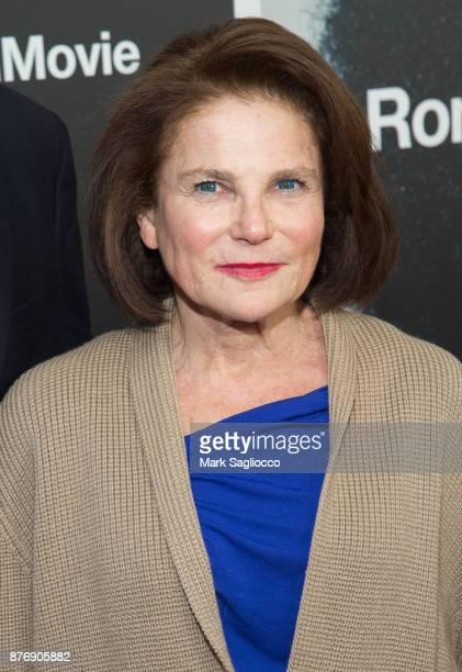 Actress Tovah Feldshuh attends the Roman J Israel Esquire New York Premiere at Henry R Luce Auditorium at Brookfield Place on November 20 2017 in New...