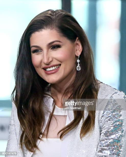 Actress Trace Lysette attends Build to discuss Transparent at Build Studio on June 23 2017 in New York City