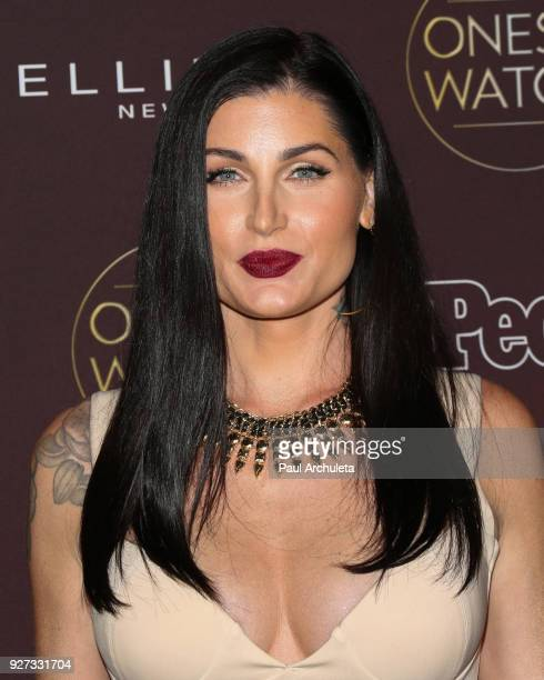 Actress Trace Lysette attends People's 'Ones To Watch' party at NeueHouse Hollywood on October 4 2017 in Los Angeles California