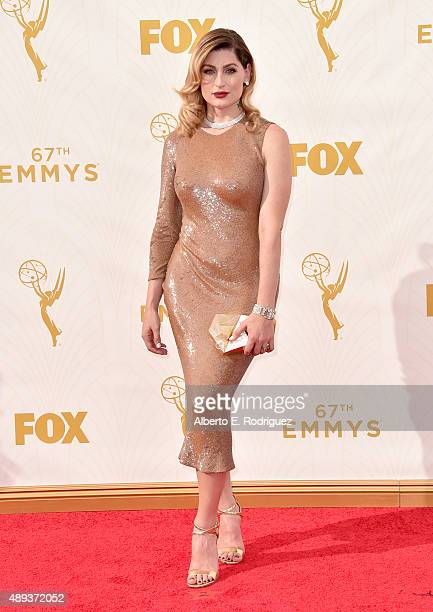 Actress Trace Lysette attends the 67th Emmy Awards at Microsoft Theater on September 20 2015 in Los Angeles California 25720_001