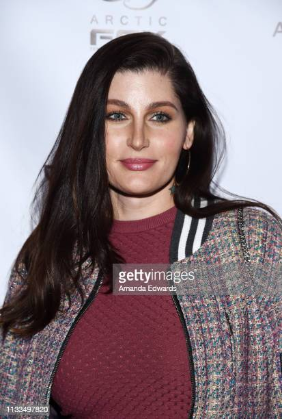 Actress Trace Lysette attends The Animal Hope Wellness Foundation's 2nd Annual Compassion Gala at Playa Studios on March 03 2019 in Culver City...