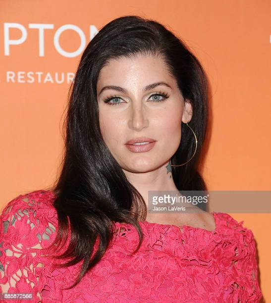 Actress Trace Lysette attends The Trevor Project's 2017 TrevorLIVE LA at The Beverly Hilton Hotel on December 3 2017 in Beverly Hills California