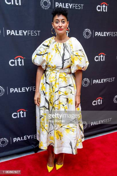 Actress Tracee Ellis Ross attends a screening of Blackish during PaleyFest New York 2019 at The Paley Center for Media on October 13 2019 in New York...