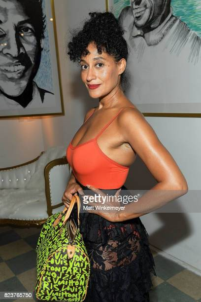 Actress Tracee Ellis Ross attends Art with a Cause on July 27 2017 in Los Angeles California