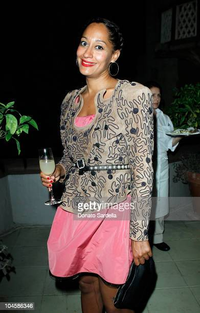 Actress Tracee Ellis Ross attends Barney's New York Celebrates Frederic Malle's Home Collectionon on September 30 2010 in Los Angeles California